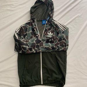 Adidas jacket 💚